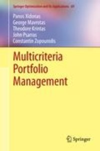 Multicriteria Portfolio Management