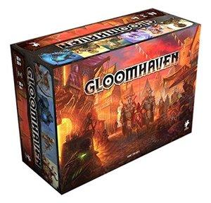 Cephalofair Games - Gloomhaven, englisches Rollenspiel
