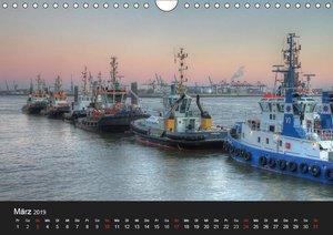 Hamburg (Wandkalender 2019 DIN A4 quer)