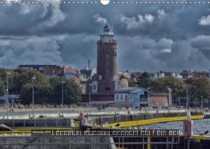 Polnische Bernsteinküste (Wandkalender 2019 DIN A3 quer)