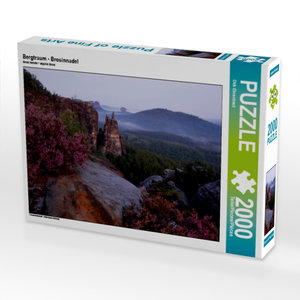 CALVENDO Puzzle Bergtraum - Brosinnadel 2000 Teile Lege-Größe 90