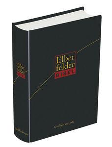 Elberfelder Bibel 2006 - Standardausgabe Skivertex schwarz