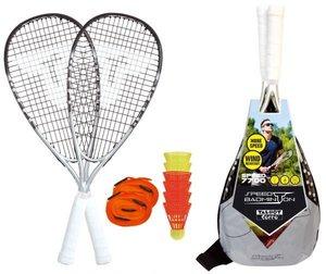 MTS 490117 - Speed-Badminton Set SPEED 7700 im Slingbag, 2 Graph