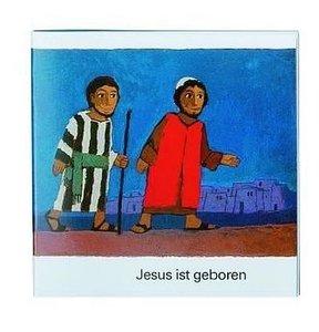 Was uns die Bibel erzählt. Jesus ist geboren