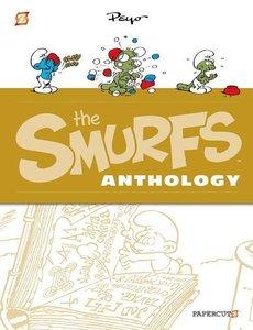 The Smurfs Anthology No. 4