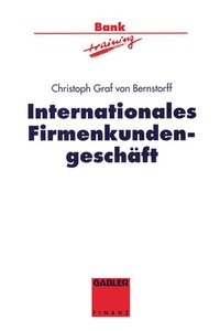 Internationales Firmenkundengeschäft