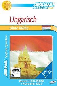 Assimil. Ungarisch ohne Mühe. Multimedia-PLUS. Lehrbuch und 4 Au
