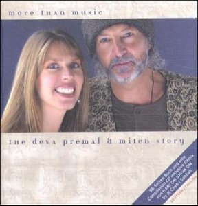 More than Music, The Deva Premal und Miten Story, mit Audio-CD