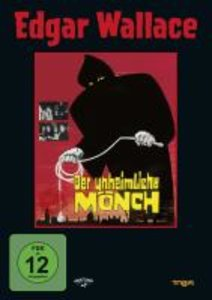 Der unheimliche Mönch. Edgar Wallace