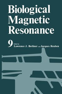 Biological Magnetic Resonance