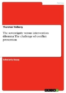The sovereignty versus intervention dilemma: The challenge of co