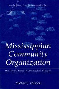 Mississippian Community Organization