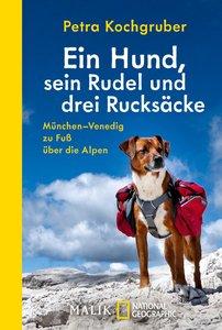 Ein Hund, sein Rudel und drei Rucksäcke