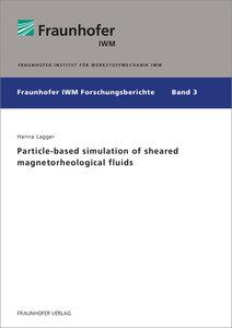 Particle-based simulation of sheared magnetorheological fluids