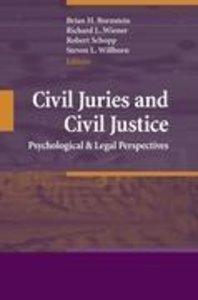 Civil Juries and Civil Justice