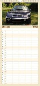 Opel GT Der Kalender - Familienplaner hoch