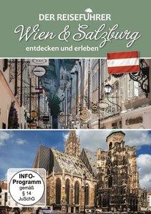 Der Reiseführer: Wien & Salzburg entdecken und erleben, 1 DVD