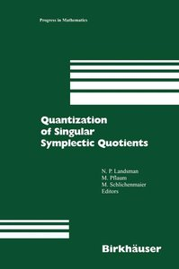 Quantization of Singular Symplectic Quotients