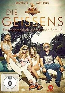Die Geissens-Staffel 10 (4 DVD)
