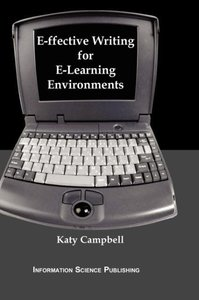 E-ffective Writing for E-Learning Environments
