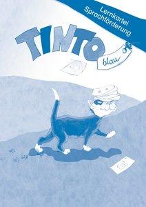 TINTO 1 und 2. Blaue Ausgabe 1. Schuljahr. Lernkartei Sprachförd