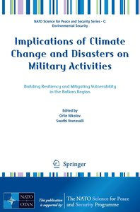 Implications of Climate Change and Disasters on Military Activit