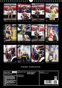Feuerwehr - Einsatz am Limit (Wandkalender 2019 DIN A3 hoch)