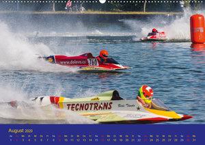 Rennboote - Rennbootserien in Deutschland