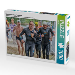 Ein Motiv aus dem Kalender Fascination Triathlon 1000 Teile Puzz