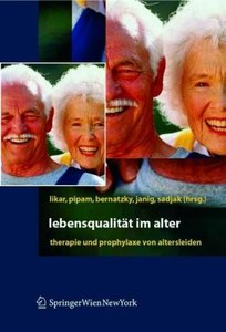 Lebensqualität im Alter