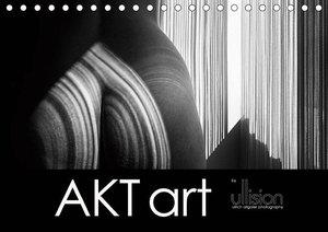 AKT art (Tischkalender 2019 DIN A5 quer)