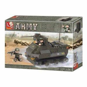 Sluban ARMY M38-B0281 - Spähpanzer II, 179 Teile