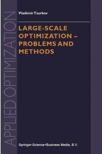 Large-scale Optimization