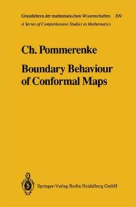 Boundary Behaviour of Conformal Maps