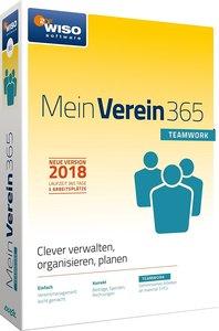 WISO Mein Verein 365 - Teamwork-Edition - 3PC/1 Jahr
