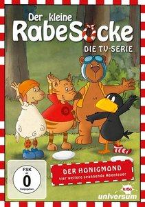 Der kleine Rabe Socke-TV Serie DVD 4