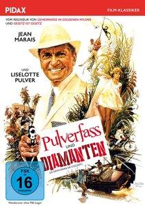Pulverfass und Diamanten, 1 DVD