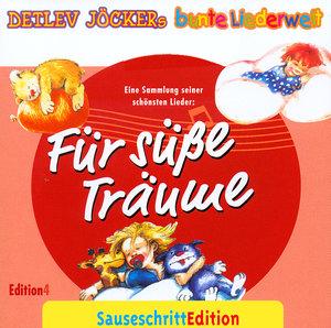 Sauseschritt Edition 4. Für süße Träume. CD