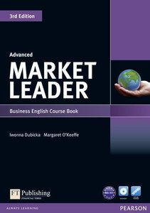 Market Leader Advanced Coursebook (with DVD-ROM incl. Class Audi