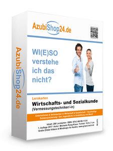 AzubiShop24.de Lernkarten Wirtschafts- und Sozialkunde (Vermessu