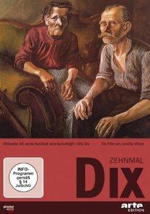 Zehnmal Dix-Der Maler Otto D