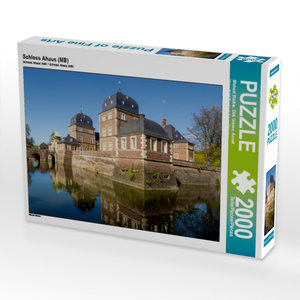 Schloss Ahaus (MB) 2000 Teile Puzzle quer