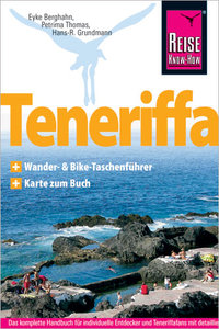 Reise Know-How Reiseführer Teneriffa