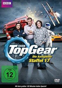 Top Gear: Die komplette Staffel 17 (inklusive Indien-Special)