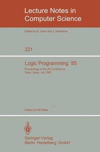 Logic Programming '85
