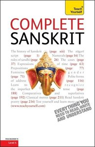 Complete Sanskrit: Teach Yourself