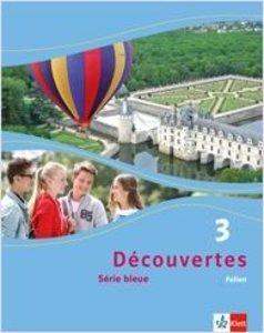 Découvertes 3. Folien (Abbildungen aus dem Schülerbuch und Trans