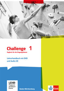 Challenge Baden-Württemberg 1. Englisch für die Eingangsklasse.