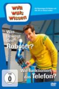 Was Bewegt D.Roboter/Wie Funktioniert D.Telefon