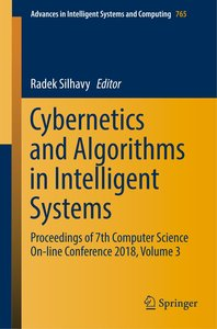 Cybernetics and Algorithms in Intelligent Systems